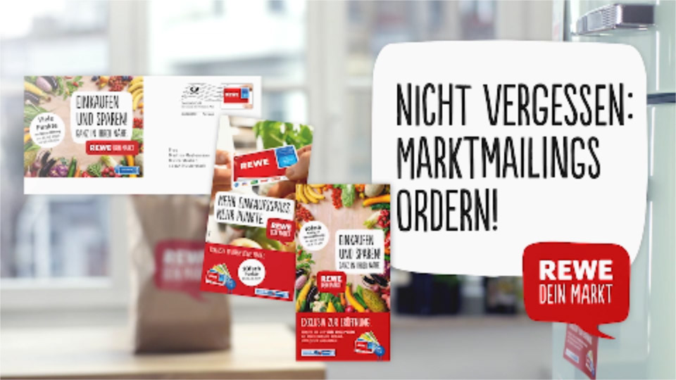 REWE – Payback Marktmailings
